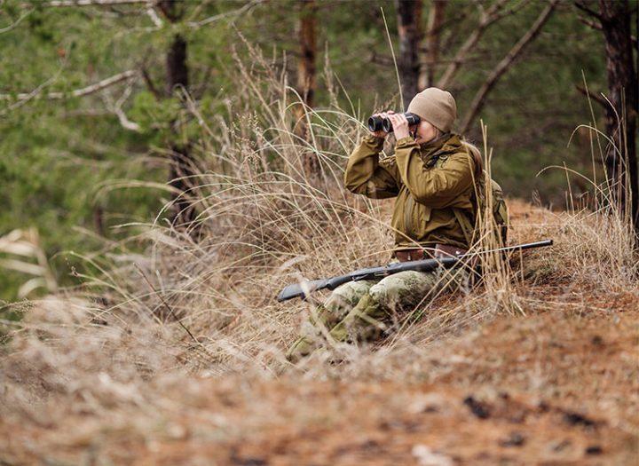 La chasse, de plus en plus une affaire de femmes!