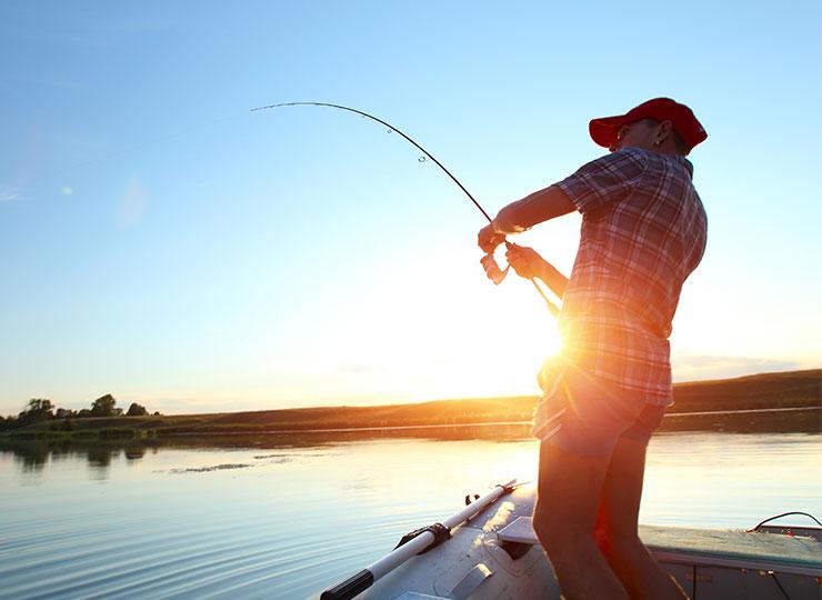 De bonnes conditions pour l'omble de Fontaine, la favorite des pêcheurs!