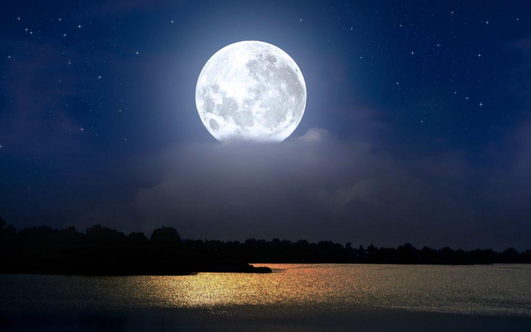 L'influence de la lune sur la pêche, vous y croyez?