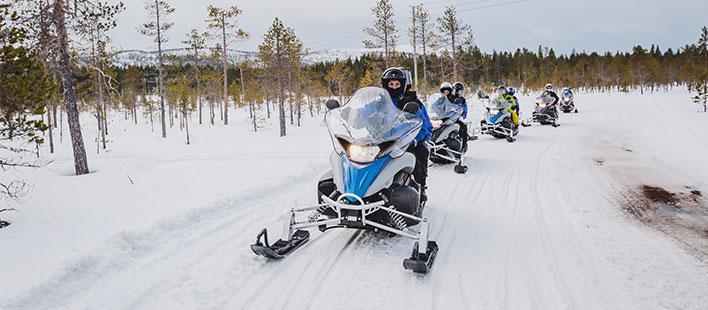 La sécurité à motoneige, PRIMORDIALE en tout temps