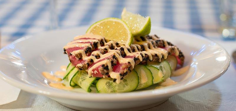 Pourvoirie Mekoos - Plaisir gastronomique fait aussi parti de vos vacances